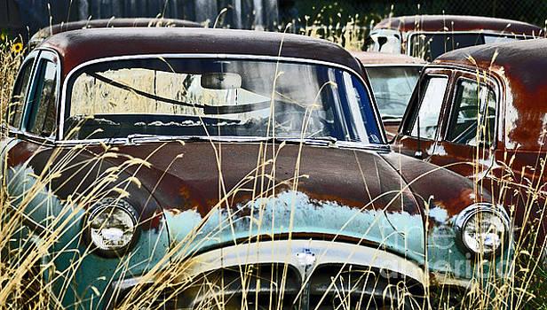 A Bit Rusty by Juls Adams