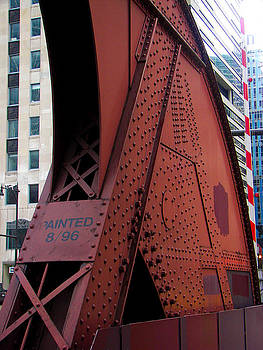 A Chicago Bridge by Guillaume Rodrigue