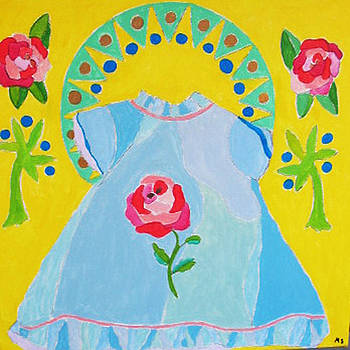 A Dress We Saved by Martin Silverstein