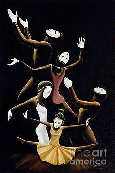 A Mime to Praise by Frank Sowells Jr