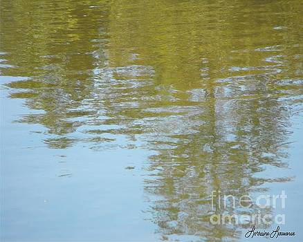 Abstract Reflextiions by Lorraine Louwerse