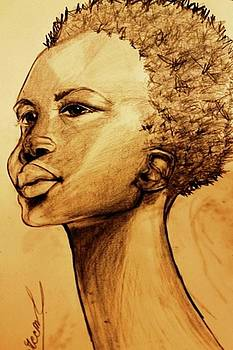 African Pride by Dareen  Hasan