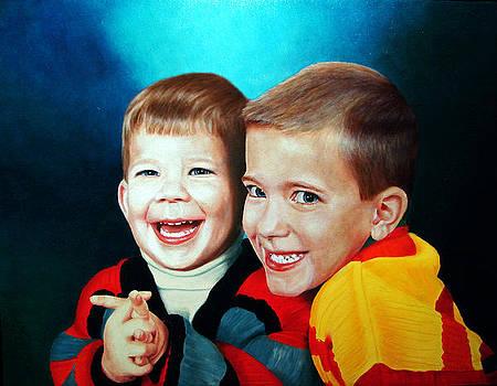 Aiken Boys by Stephen Janton