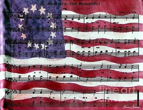 America the Beautiful by Lorraine Louwerse