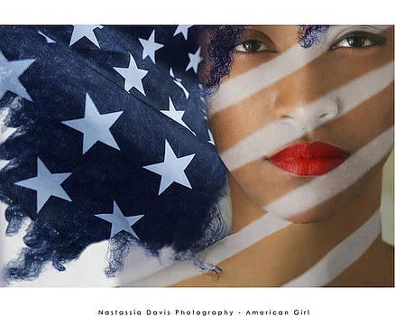 American Girl  by Nastassia  Davis