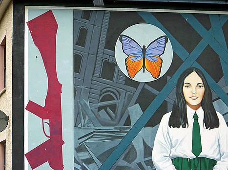 Annette 4 Mural by Maggie Cruser