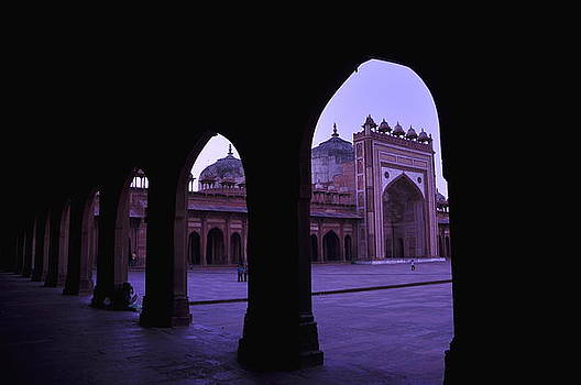 Arched Mosque by Sachin Rai