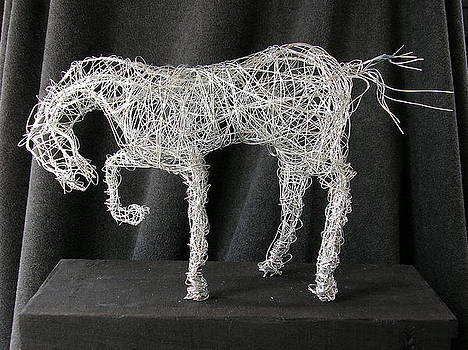 Arroyo Horse by Alix Reeves