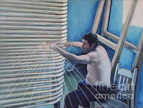Artesan threads by Judith Zur