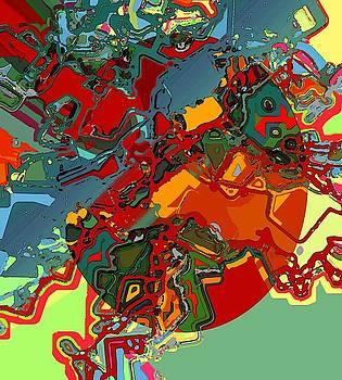Artificial Retina by Rod Saavedra-Ferrere