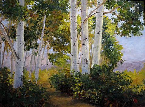 Aspen Grove by Victoria  Broyles