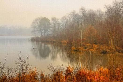 At the Lake by James Corley