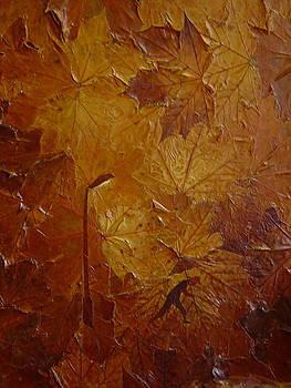 Autumn by Avi Gorzhaltsan