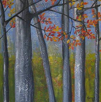 Autumn by Hanna Buric