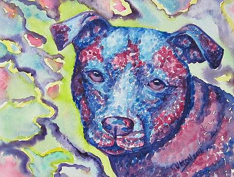Back In Time Pup by Pam Utton