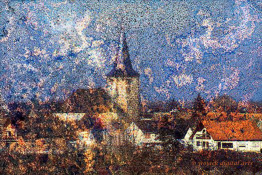 Bad Hersfeld by Walt Jackson