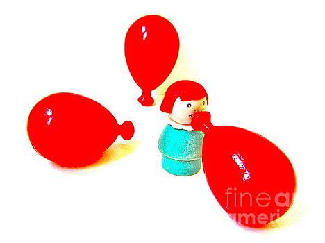 Balloon Blower by Ricky Sencion