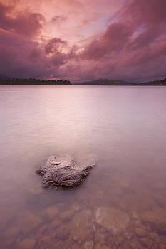 Bamnoli Sunset by Sydney Alvares