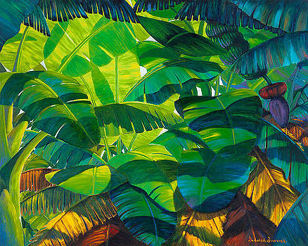 Banana Trees by Deborah Beaver