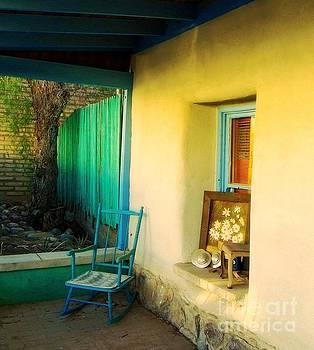 Barrio Porch by Elma Sulek