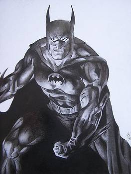 Batman by Luis Carlos A