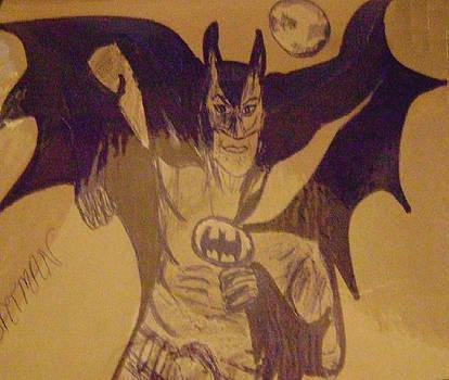 Batman by Paul Rapa