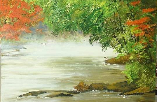 Be with nature by Ashwini Tatkar