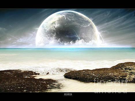 Beach by Patryk Jargon
