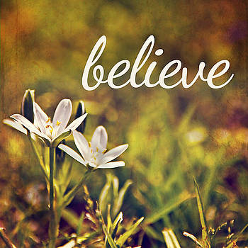Believe by Suzanne Barber