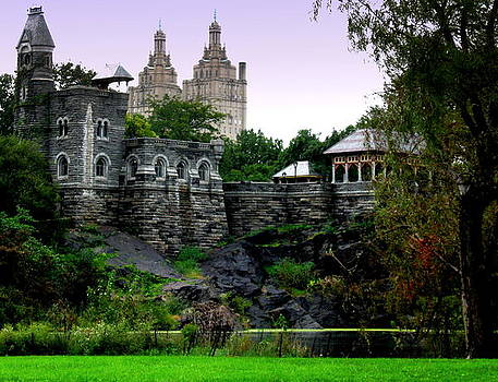 Belvedere Castle by Maria Scarfone