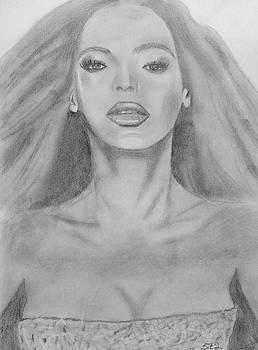 Beyonce by Estelle BRETON-MAYA