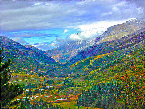 Big Valley by Walt Jackson