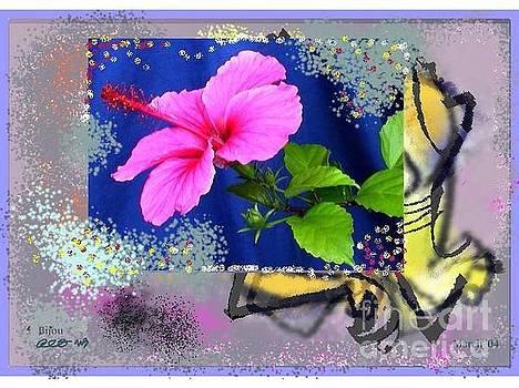 Bijou flower by William Baumol
