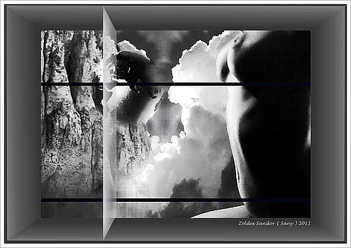 Black Mountain by Zoldes Hampel Sandor