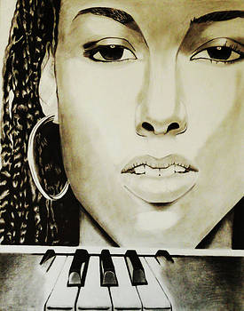 Black N White Keyz by Saheed Fawehinmi
