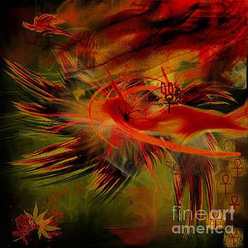 Blood Fire by Helena Marais