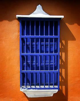 Blue Bars by Shane Rees