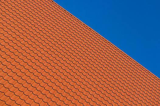 Blue corner by Daniel Kulinski