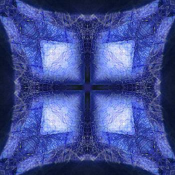 Blue Crystal by Joe Halinar