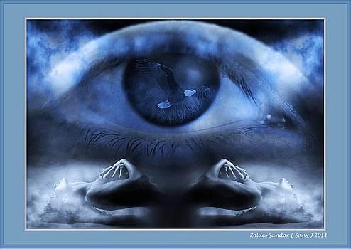 Blue Dream by Zoldes Hampel Sandor
