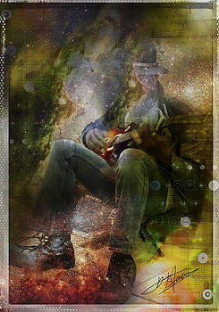 Bluesman by Pavlos Vlachos