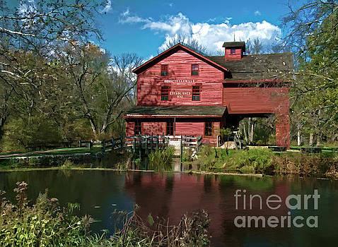 Bonneyville Mill by Maria Aiello