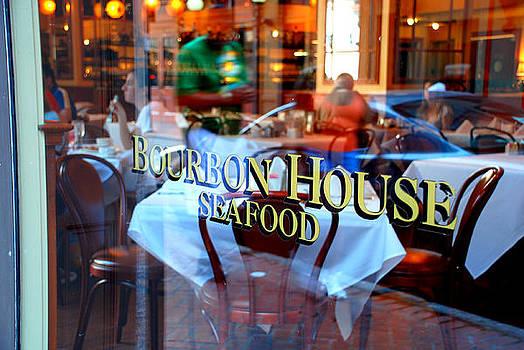 Bourbon House by Jennifer Kelly