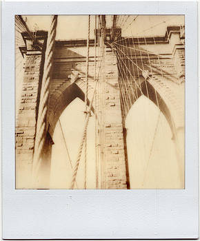 Brooklyn Bridge by Julie VanDore