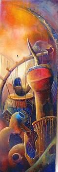 Buganda rythms by Mayanja Richard weazher