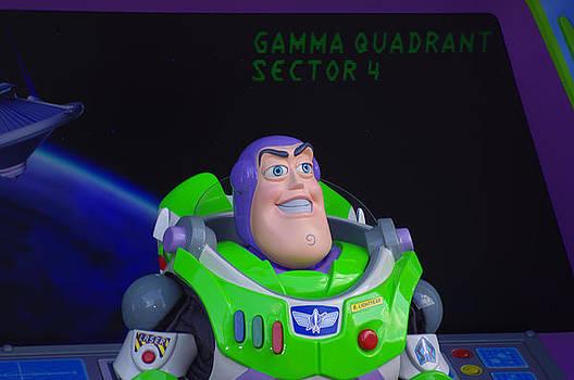 Buzz Lightyear by Thomas  MacPherson Jr