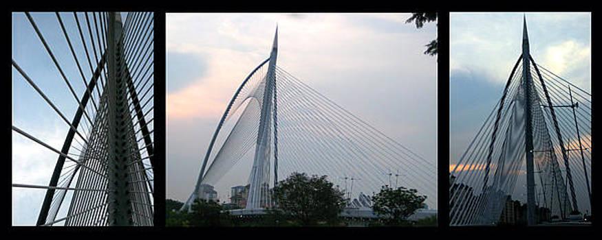 Cable Bridge by Farah Faizal