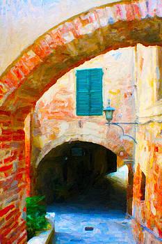 Caffe Degli Archi by Rob Tullis