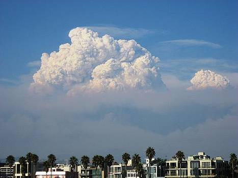 California Fires - August 2009  by Victoria  Johns