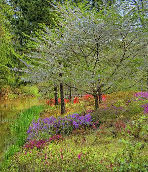 Callaway Gardens Landscape by James Corley